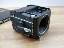 Mamiya M645 body for parts. Offered as pictured.