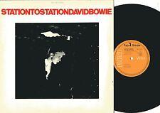 """""""David BOWIE"""" STATION TO STATION  / LP 33 tours Français (RCA APL1-1327)  MINT"""