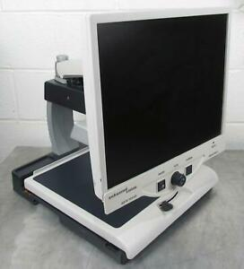 Enhanced Vision MRVE19A-VA Merlin LCD Color Low Vision Magnifier 19 Inch Monitor