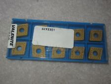 3 Valenite DSN 443 Carbide Insert Seats