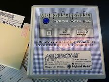 HYBRID ARTS INC MIDIPATCH CASIO CZ SOFTWARE FOR IBM NEW OLD STOCK