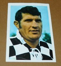 N°172 L. SPANGHERO SC PAMIERS RECUPERATION AGEDUCATIFS RUGBY 1971-1972 PANINI