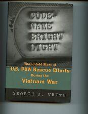 mac- Code-Name Bright Light:  Untold Story  U.S. POW Rescue Efforts Vietnam HBdj