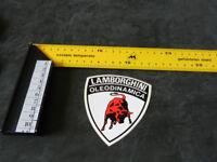 l50 Vintage Sticker adesivo  lamborghini oleodinamica   very  good   !!