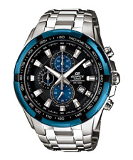 Casio Edifice EF-539D-1A2 Men's Chronograph Stainless Steel Band Analog Watch