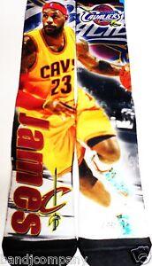 NBA Drive Crew Socks - Lebron James Medium  M 5-10 Limited 884837721327