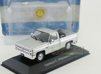1/43 Scale CHEVROLET C-10 SILVERADO 1986 Pickup Diecast Model Has Flaw !