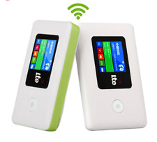 4G Wireless Router Mobile WiFi LTE EDGE HSPA GPRS GSM With SIM Card Slot