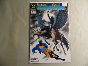 Animal Man #13 (DC Comics 1989) Free Domestic Shipping