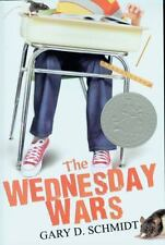 The Wednesday Wars by Gary D. Schmidt (2009, Paperback)