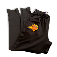 Phoenix Suns Game Worn Pants Nike NBA Authentic XL Tall Black Shooting Pants