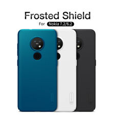 NILLKIN Frosted Shield Matte Hard Case Cover Protector For Nokia 7.2 / 6.2