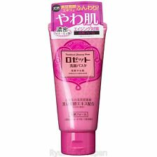 ROSETTE Cleansing Paste Aging Care with Fermentation extract Hiroshima rose clay