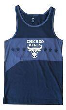 Chicago Bulls NBA Adidas Mens Techshift Tank top Sleeveless Shirt S Small NWT