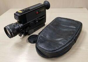 Canon 514XL Super 8 Movie Camera - Vintage, Very Good Condition