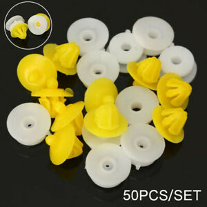 Door Moulding Wheel Arch Clips For Land Rover Discovery 3 4 Range Rover Sport