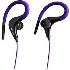 Groov-e GVEB12VT Violet Sport Clips Earphones