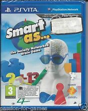 SMART AS... for PS VITA - NEW in seal