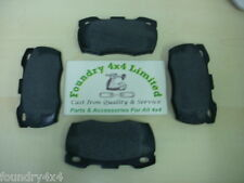 Land Rover Defender 90 From 2A Front Brake Pads Replacement