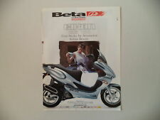 advertising Pubblicità 2000 BETA EIKON 150