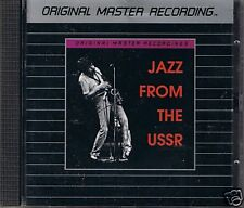 Various Artist jazz from the ussr MFSL silver mfcd 890