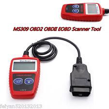 OBD2 MS309 OBDII EOBD Scanner Car Code Reader Data Tester Scan Diagnostic Tool