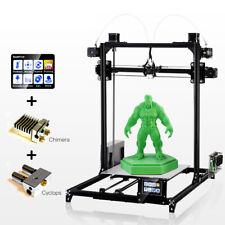 Flsun | Stampante 3D Assemblata | Doppio Estrusore | Touch Screen