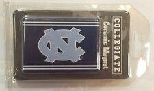 North Carolina Tar Heels Boelter Brands Blue Ceramic Refrigerator Magnet