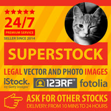 5 stock images: iStock, 123RF, fotolia, adobe & other stocks photos / vectors