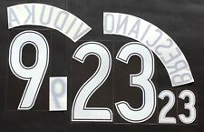 AUSTRALIA AWAY NOME+NUMERO UFFICIALE FIFA WC 2006 OFFICIAL NAMESET PLAYER SZ