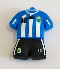 Minigz Argentina Messi Football Stick 32gb Memory Flash Drive Pc Soccer Player
