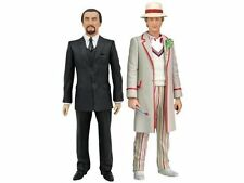 Doctor Who Fifth Doctor and Master Action Figure Set SDCC 2010 Exclusive! NEW!