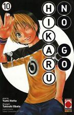 manga HIKARU NO GO Nr. 10 Nuova Edizione - Ed. Panini Planet