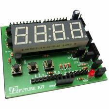 Future Kit Shield For Arduino Uno 7 Seg Clock Switch Led Sensor Flux Workshop