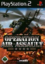 Operation Air Assault PlayStation 2 PS2 Spiel Actionspiel Abenteuerspiel DEUTSCH