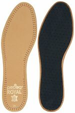 Pedag 102 Royal Vegetable Tanned Sheepskin Insole with Natural Active Carbon Fil