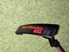 "RARE  BETTINARDI  BB8 BLACK PUTTER  35.5"" GOLF CLUB MILLED IN THE USA  355G HEAD"
