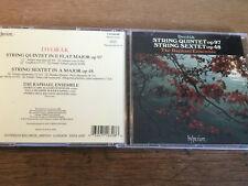 Dvorak - Streichquintett E-Dur [CD Album]  Hyperion Raphael Ensemble