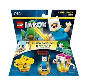 LEGO Dimensions Adventure Time Level Pack - New