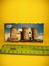 Calamita magnete Napoli Maschio Angioino Castel Nuovo Souvenir made italy Centro