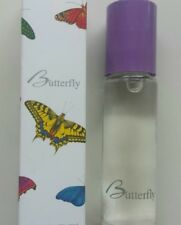 4 x Avon Butterfly Cologne Roll On Purse Concentre 9ml New Rare & Discontinued
