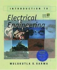 Introduction to Electrical Engineering by Mulukutla S. Sarma with CD, Hardcover)