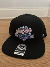 Vintage Oakland Athletics Snapback Hat 1989 World Series Hat New W/ Sticker