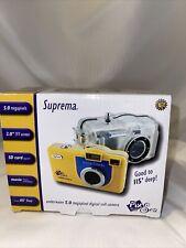 Suprema Underwater 5.0 Megapixel Digital Still Camera