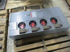 Square D Meter-Pak Meter Center 73296-753-02 400A Mains 120/240V 1Ph 3W Used