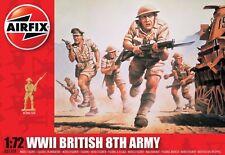 Airfix 1/72 WWII British 8th Army - NEW
