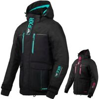FXR Racing F20 Excursion Ice Pro Womens Skiing Sledding Snowmobile Jackets