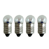 Wholesale Lots E10 2.5V 0.3A Miniature Screw Base Electrical  Bulb Screw Lamp