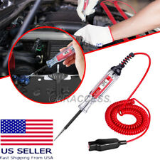 3V-48V Digital Electric Circuit Tester Test Light Car Boat Trailer Rv Motorcycle