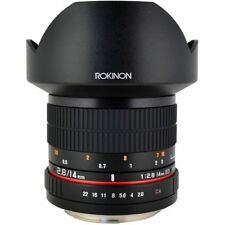 Rokinon FE14M-E 14mm F2.8 Ultra Wide Lens for Sony E-mount